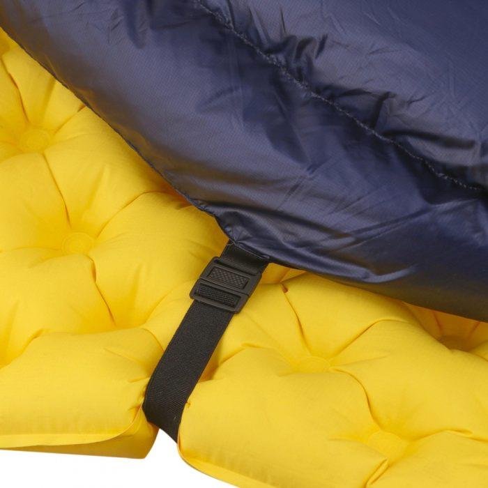 HYBERG_Loner_Lite_Quilt 250 letvægts sovepose