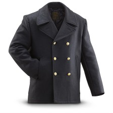 sømand jakke pea-coat