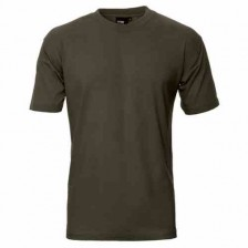 t-shirt army grøn