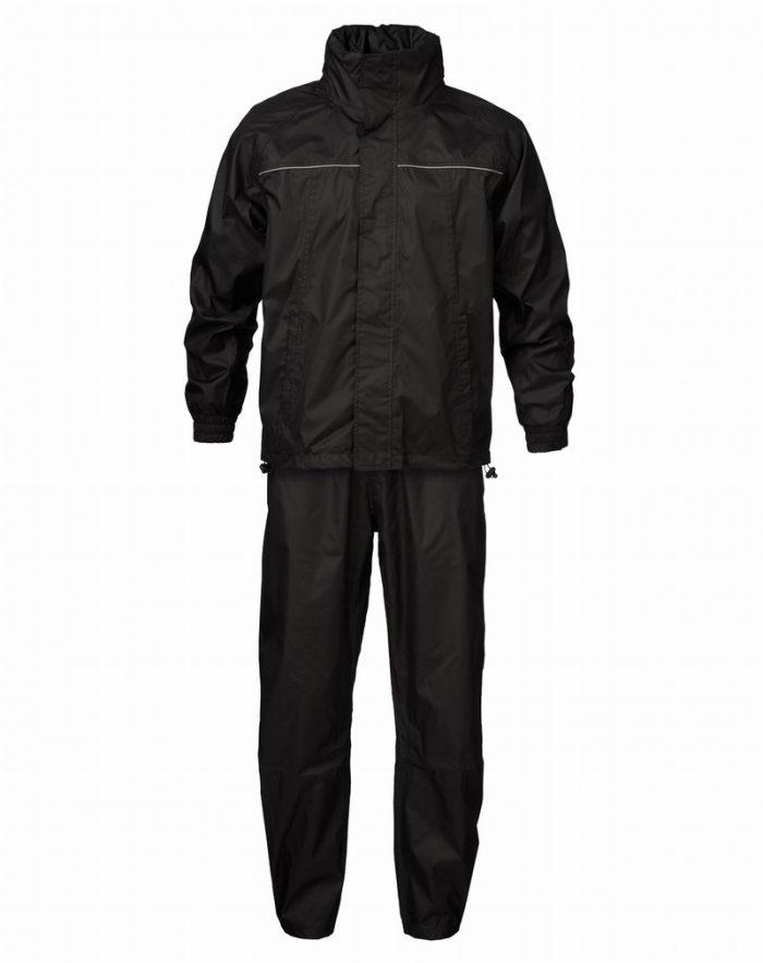 regnsæt jakke og bukser