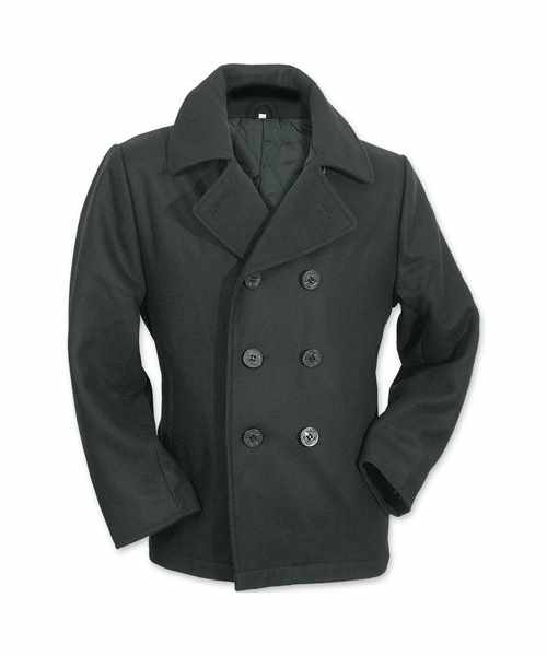US NAVY PEA-COAT SØMANDS JAKKE