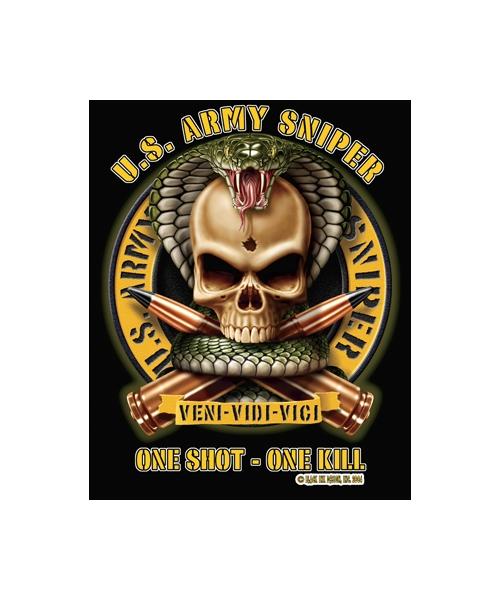 militær t-shirt us army