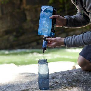 vandfilter til rensning af drikkevand