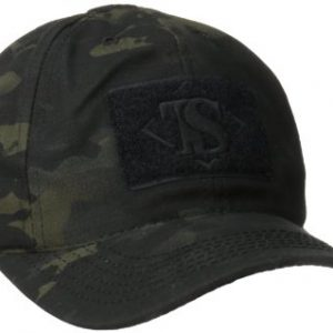 cap multicam black