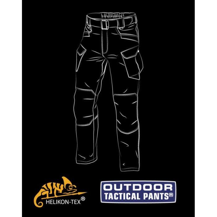 helikon outdoor tactical bukser med stretch