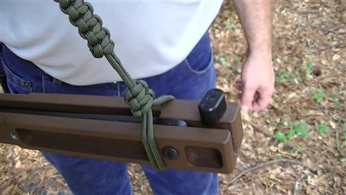 sling til bue