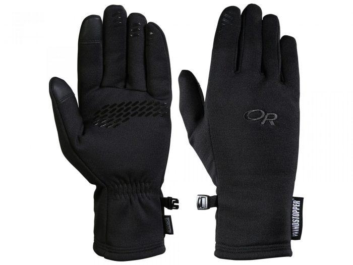 outdoor research backstop sensor handsker