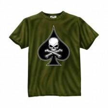 t-shirt Death spade